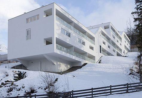 Johannes wiesflecker architekt 6020 innsbruck wohnanlage for Architektur innsbruck